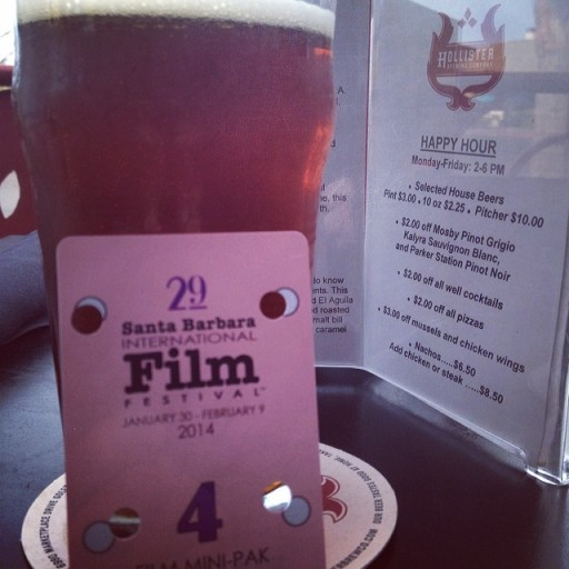 Film Fest Success + Hollister Brewing Company = A Pretty Radtacular Sunday