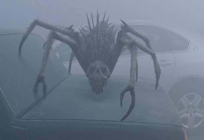 The Mist Spider