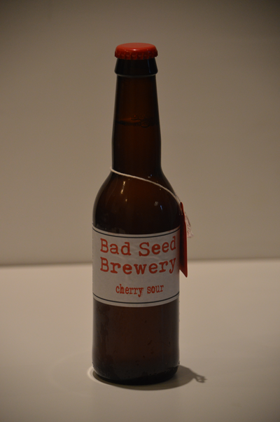 Bad Seed Brewery Cherry Sour