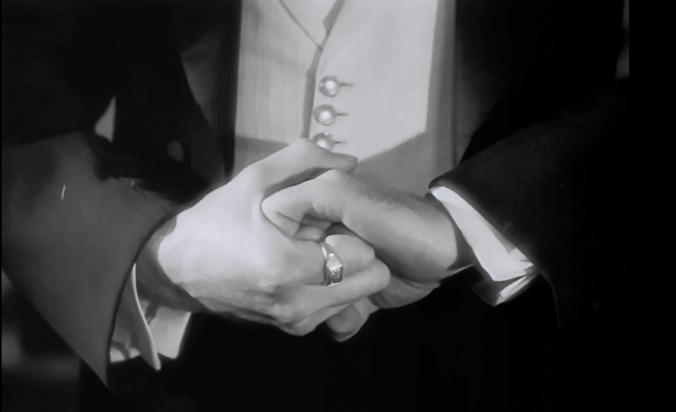 White Zombie Bela Lugosi Hands