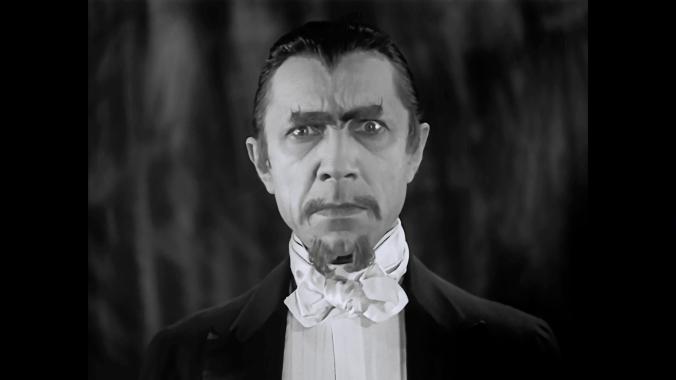 Scary Bela Lugosi